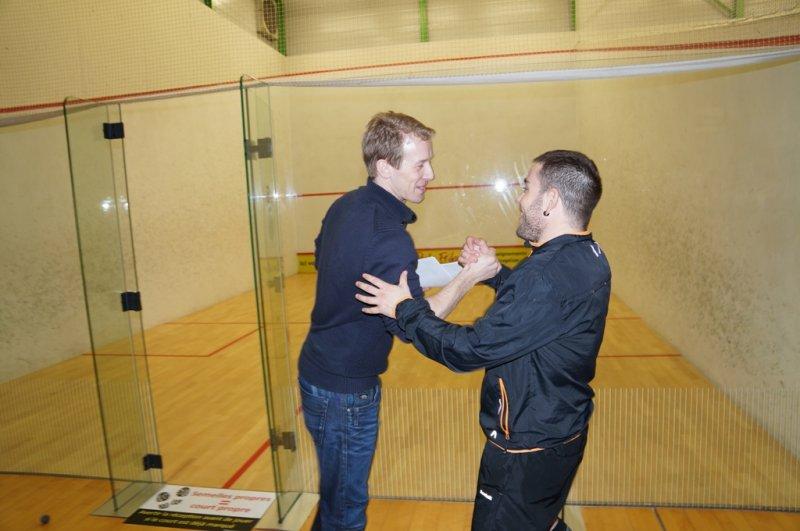 studio squash brissac